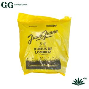 Humus Lombriz JuaniJuana 10L - Garden Glory Grow Shop
