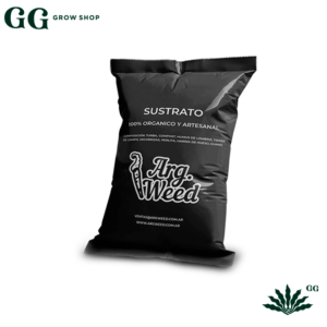 Sustrato ArgWeed 25 Litros - Garden Glory Grow Shop