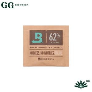 Boveda 62% 8gr - Garden Glory Grow Shop