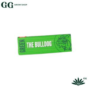 Bulldog Sedas Green Hemp 1 1/4 - Garden Glory Grow Shop