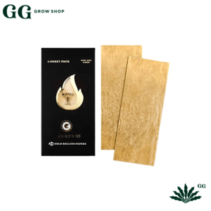 Papel Oro Gordon's - Garden Glory Grow Shop