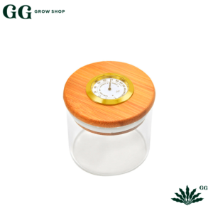 Frasco HoneyPuff Higrometro - Garden Glory Grow Shop