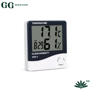 Termohigrometro    HTC - Garden Glory Grow Shop