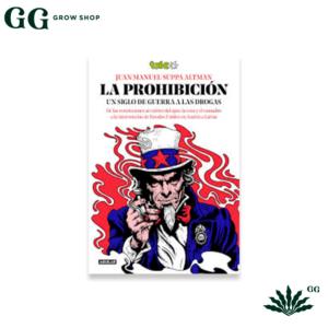 Libro La Prohibicion THC - Garden Glory Grow Shop