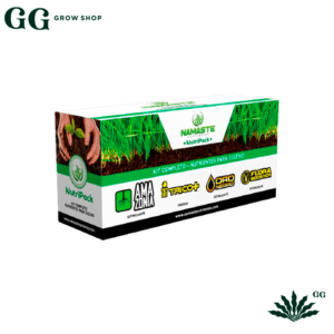 NutriPack Namaste 5 productos - Garden Glory Grow Shop