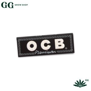 OCB Premium Negro 1/4 - Garden Glory Grow Shop