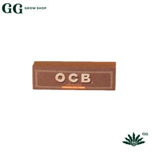 Filtro OCB Carton Tips Virgin - Garden Glory Grow Shop