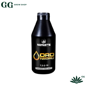 Oro Negro 500ml  – Namaste - Garden Glory Grow Shop