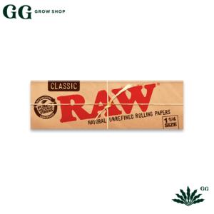 Raw Sedas 1 1/4 - Garden Glory Grow Shop
