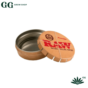 Raw Pop Up Tin - Garden Glory Grow Shop