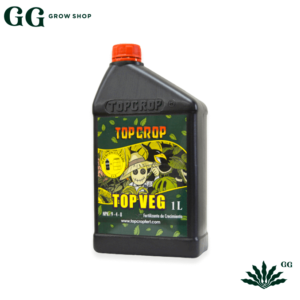 Top Veg 1 Litro Top Crop - Garden Glory Grow Shop