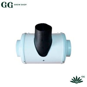 Turbina Doble 4″ - Garden Glory Grow Shop