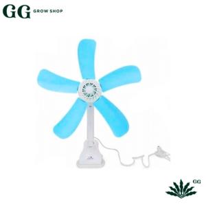 Ventilador 5 Paletas - Garden Glory Grow Shop