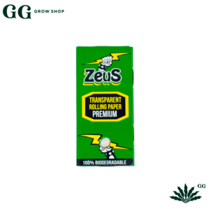 Celulosa Zeus Verde - Garden Glory Grow Shop