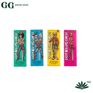 Lion Celulosa Sedas Slim Big Smoke - Garden Glory Grow Shop