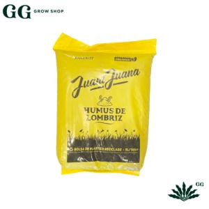 Humus Juani Juana 5lts - Garden Glory Grow Shop