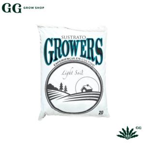 Growers Light Soil 20lts - Garden Glory Grow Shop