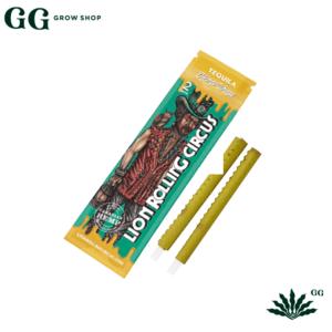 Blunt Lion Hemp Wrap Tequila - Garden Glory Grow Shop