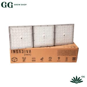Insativa 3 Led Samsung 120×120 - Garden Glory Grow Shop